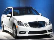 2011 Mercedes-benz Mercedes-Benz E-Class SPORT &  PREMIUM PACKAGES